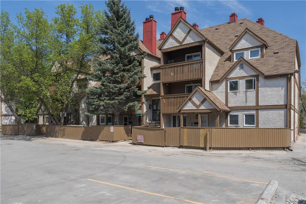 Main Photo: 302B 3416 Vialoux Drive in Winnipeg: Charleswood Condominium for sale (1F)  : MLS®# 202011013