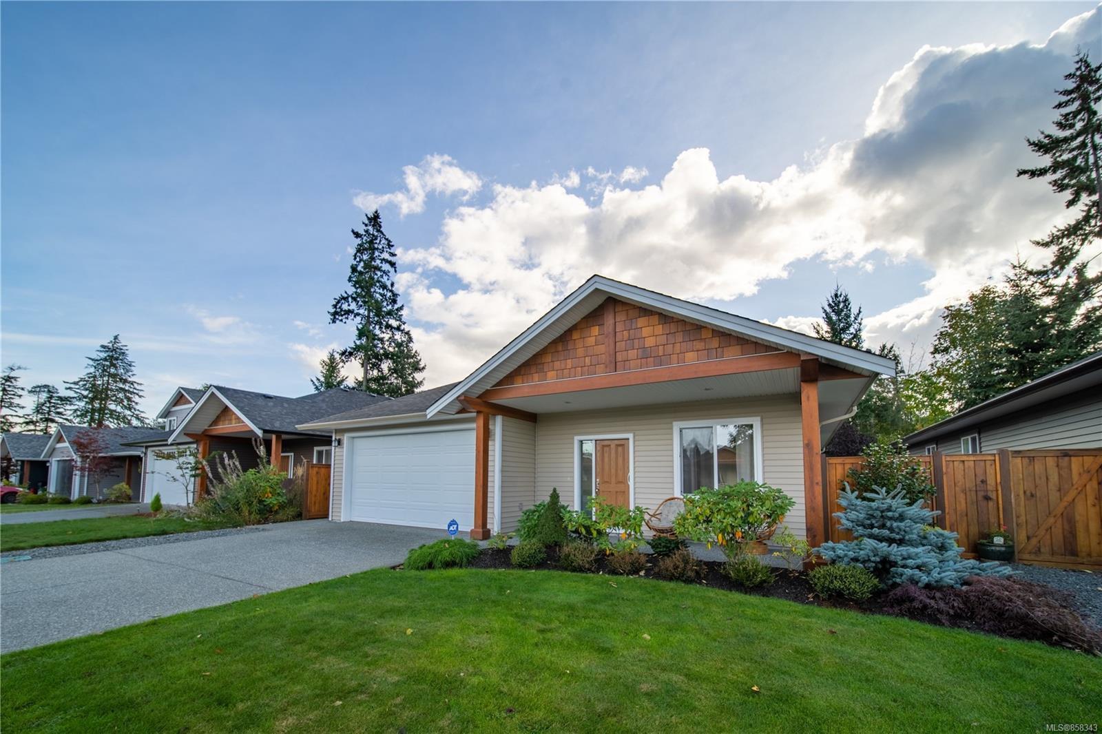 Main Photo: 2235 Bourbon Rd in : Na Central Nanaimo House for sale (Nanaimo)  : MLS®# 858343