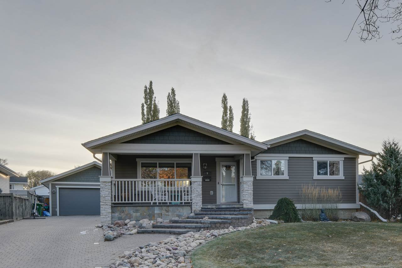 Main Photo: 9 Lawrence Crescent: St. Albert House for sale : MLS®# E4219218