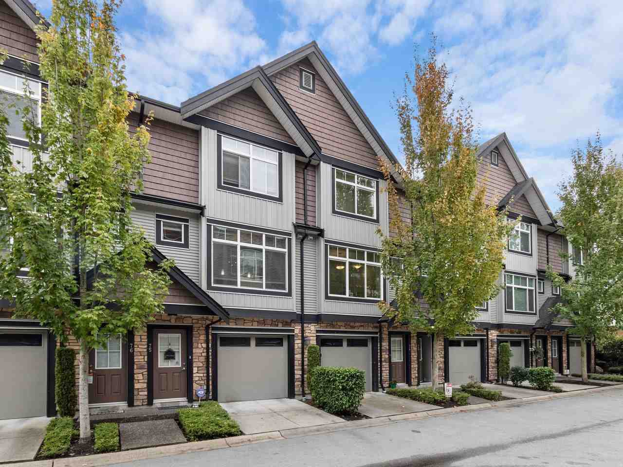 """Main Photo: 74 6299 144 Street in Surrey: Sullivan Station Townhouse for sale in """"ALTURA"""" : MLS®# R2518247"""