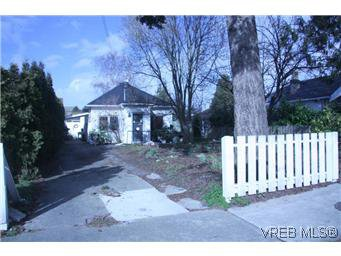 Main Photo: 2030 milton St in VICTORIA: OB North Oak Bay Land for sale (Oak Bay)  : MLS®# 563208