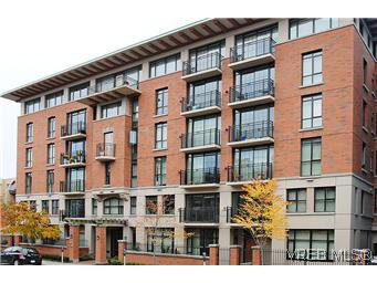 Main Photo: 608 827 Fairfield Road in VICTORIA: Vi Downtown Condo Apartment for sale (Victoria)  : MLS®# 295272