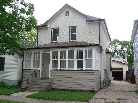 Main Photo: 58 LUXTON AV in WINNIPEG: Residential for sale (Canada)  : MLS®# 2912291