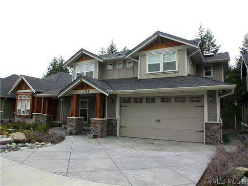 Main Photo: 2188 Harrow Gate in Victoria: La Bear Mountain House for sale (Langford)  : MLS®# 263129