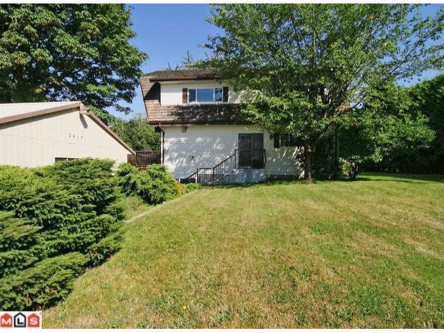 Main Photo: 2417 Mt. Lehman Road in Abbotsford: Abbotsford West House for sale : MLS®# F1123895