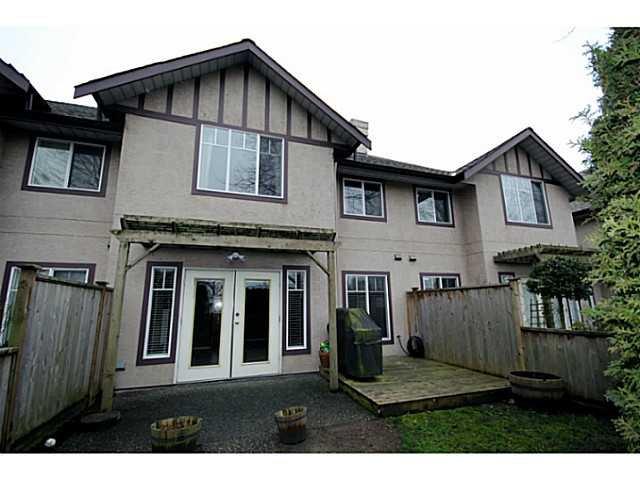 "Main Photo: 10 4788 57TH Street in Ladner: Delta Manor Townhouse for sale in ""LADNER ESTATES"" : MLS®# V1046978"