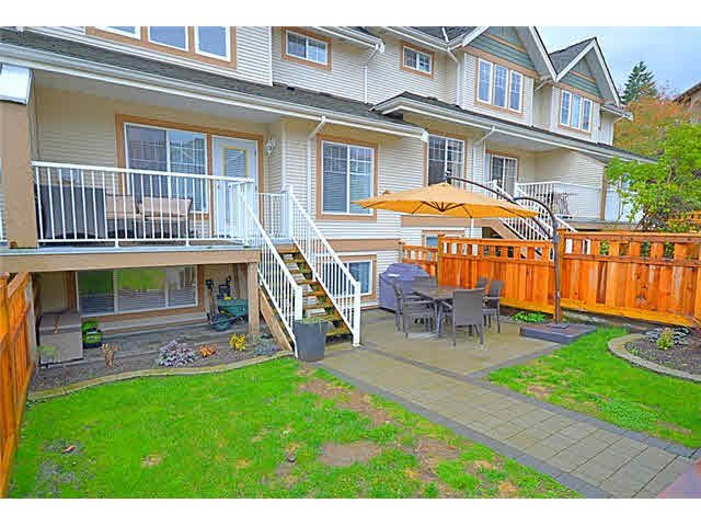 """Photo 17: Photos: 11 1765 PADDOCK Drive in Coquitlam: Westwood Plateau Townhouse for sale in """"WORTHING GREEN"""" : MLS®# V1091636"""