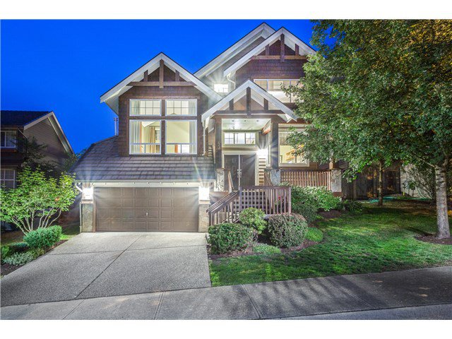 """Photo 1: Photos: 43 ASHWOOD Drive in Port Moody: Heritage Woods PM House for sale in """"STONERIDGE"""" : MLS®# V1134050"""