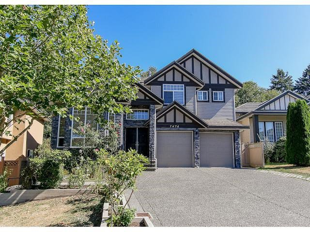 Main Photo: 7674 145A Street in Surrey: East Newton House for sale : MLS®# F1449780