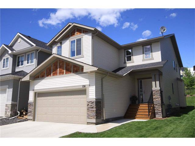 Welcome to 136 Sunset Ridge in Cochrane.