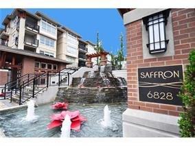 Main Photo: 417 6828 ECKERSLEY ROAD in Richmond: Brighouse Condo for sale : MLS®# R2015168