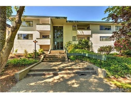 Main Photo: 202 3880 Shelbourne St in VICTORIA: SE Cedar Hill Condo for sale (Saanich East)  : MLS®# 730920