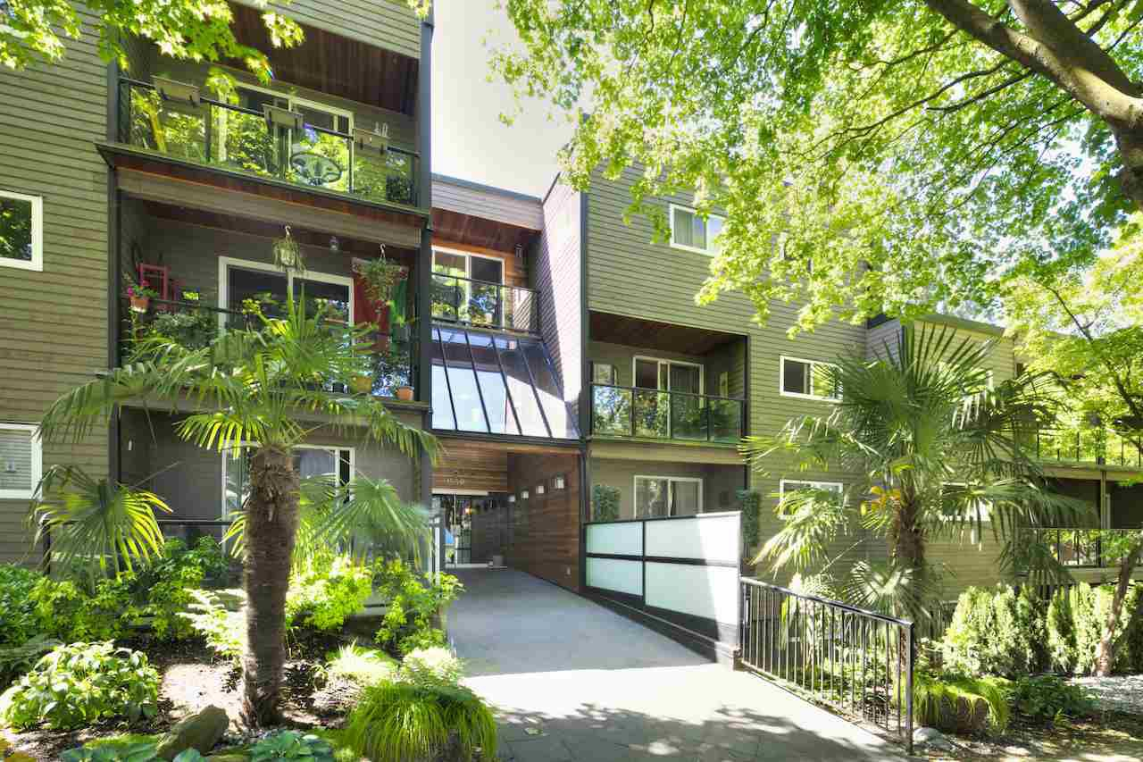 """Photo 15: Photos: 106 1550 BARCLAY Street in Vancouver: West End VW Condo for sale in """"THE BARCLAY"""" (Vancouver West)  : MLS®# R2068422"""