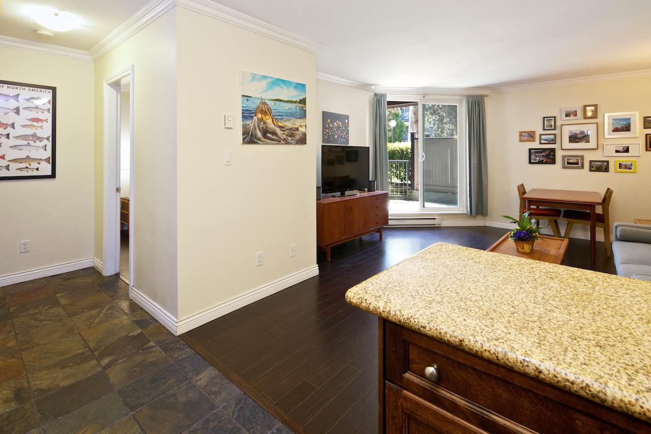 """Photo 8: Photos: 106 1550 BARCLAY Street in Vancouver: West End VW Condo for sale in """"THE BARCLAY"""" (Vancouver West)  : MLS®# R2068422"""