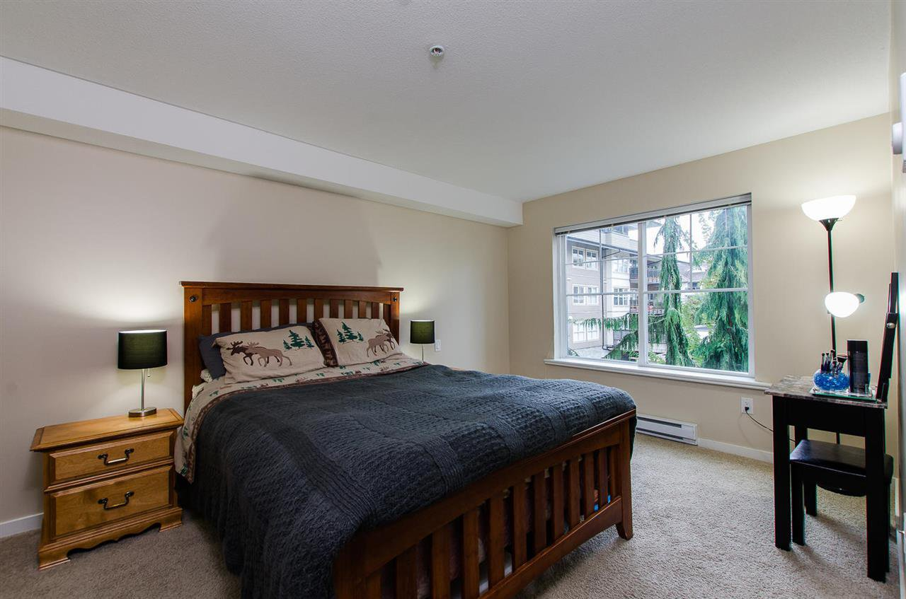 "Photo 10: Photos: 209 1969 WESTMINSTER Avenue in Port Coquitlam: Glenwood PQ Condo for sale in ""THE SAPHIRE"" : MLS®# R2118876"