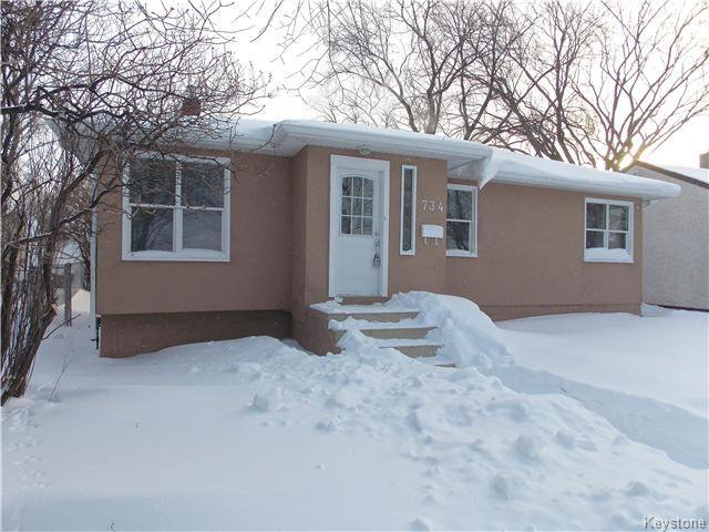Main Photo: 734 Beaverbrook Street in Winnipeg: River Heights Residential for sale (1D)  : MLS®# 1700032