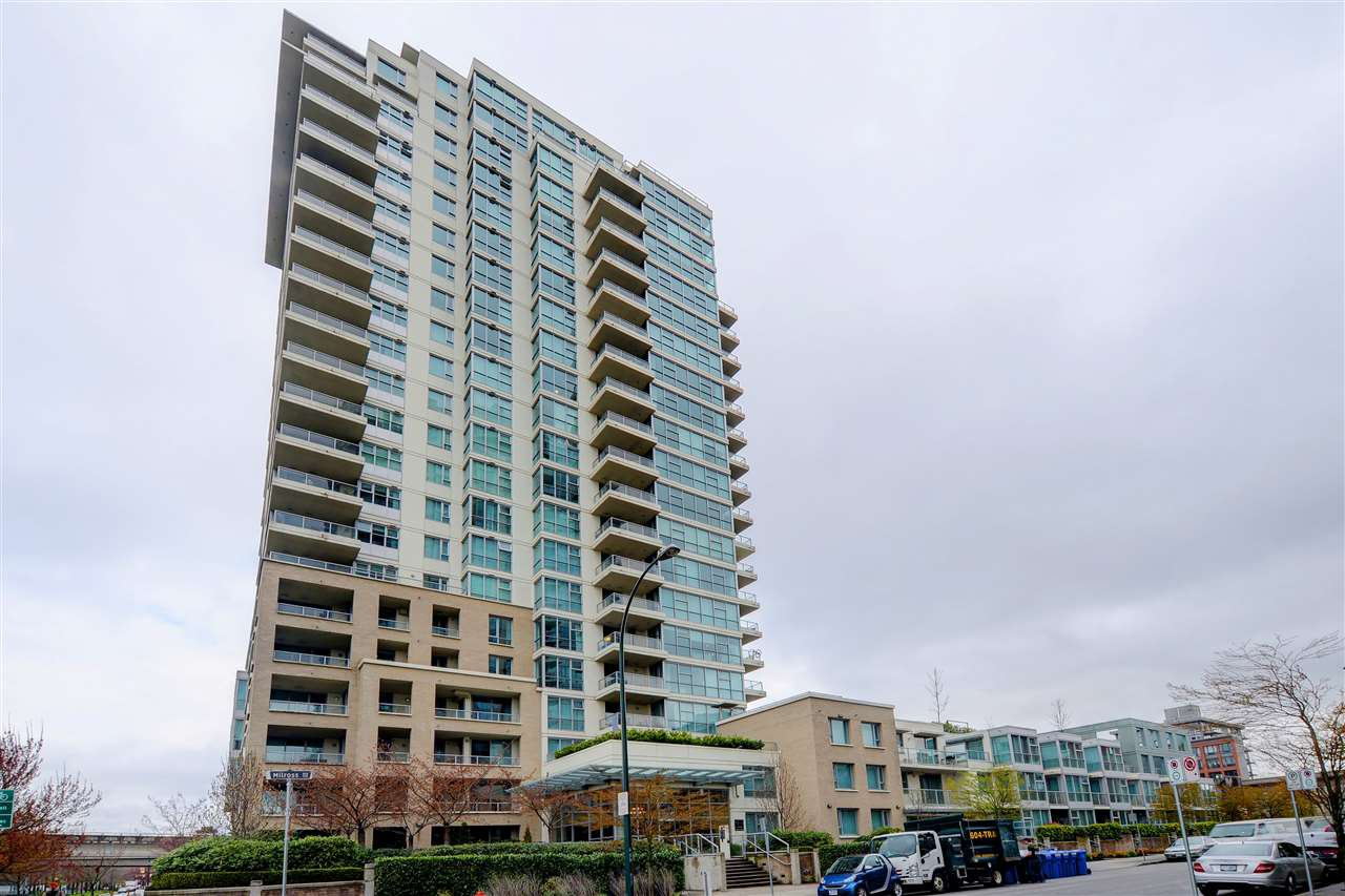 """Main Photo: 501 125 MILROSS Avenue in Vancouver: Mount Pleasant VE Condo for sale in """"CREEKSIDE"""" (Vancouver East)  : MLS®# R2156864"""