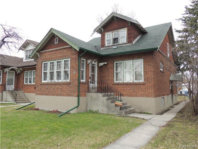 Main Photo: 573 St John's Avenue in Winnipeg: Residential for sale (4C)  : MLS®# 1709835