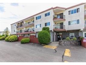 "Main Photo: 201 3043 270 Street in Langley: Aldergrove Langley Condo for sale in ""ALDERVIEW MANOR"" : MLS®# R2169510"