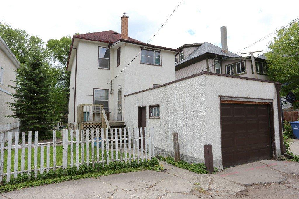 Photo 21: Photos: 1205 Wolseley Avenue in Winnipeg: Wolseley Single Family Detached for sale (5B)  : MLS®# 1713764
