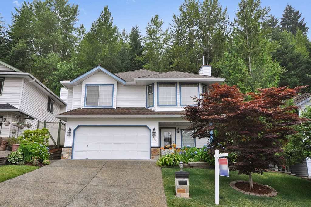 Main Photo: 1465 BLACKWATER Place in Coquitlam: Westwood Plateau House for sale : MLS®# R2188109
