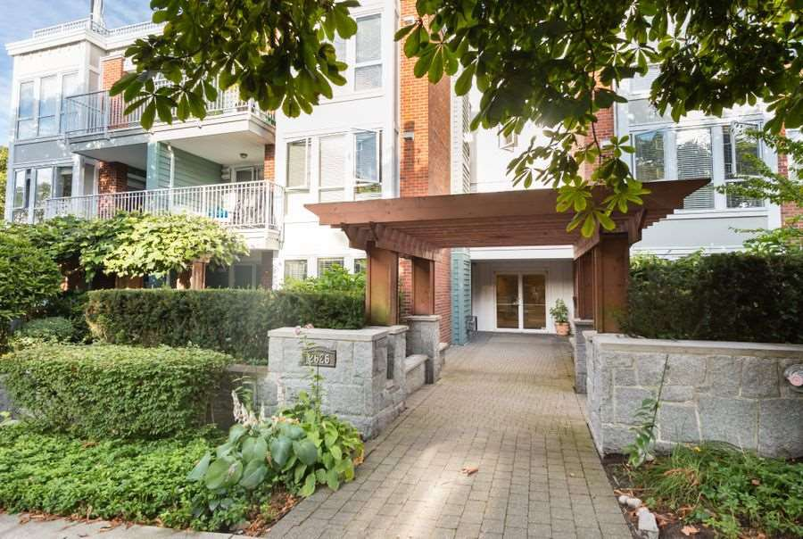 Main Photo: 303 2626 ALBERTA Street in Vancouver: Mount Pleasant VW Condo for sale (Vancouver West)  : MLS®# R2216835