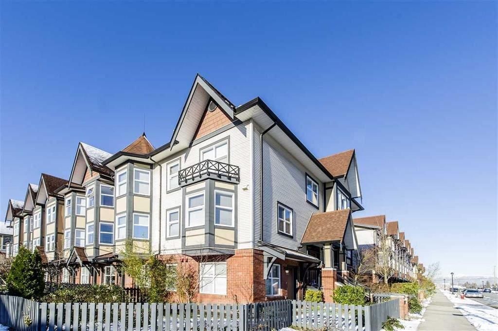 Main Photo: 5 6099 ALDER Street in Richmond: McLennan North Townhouse for sale : MLS®# R2224031