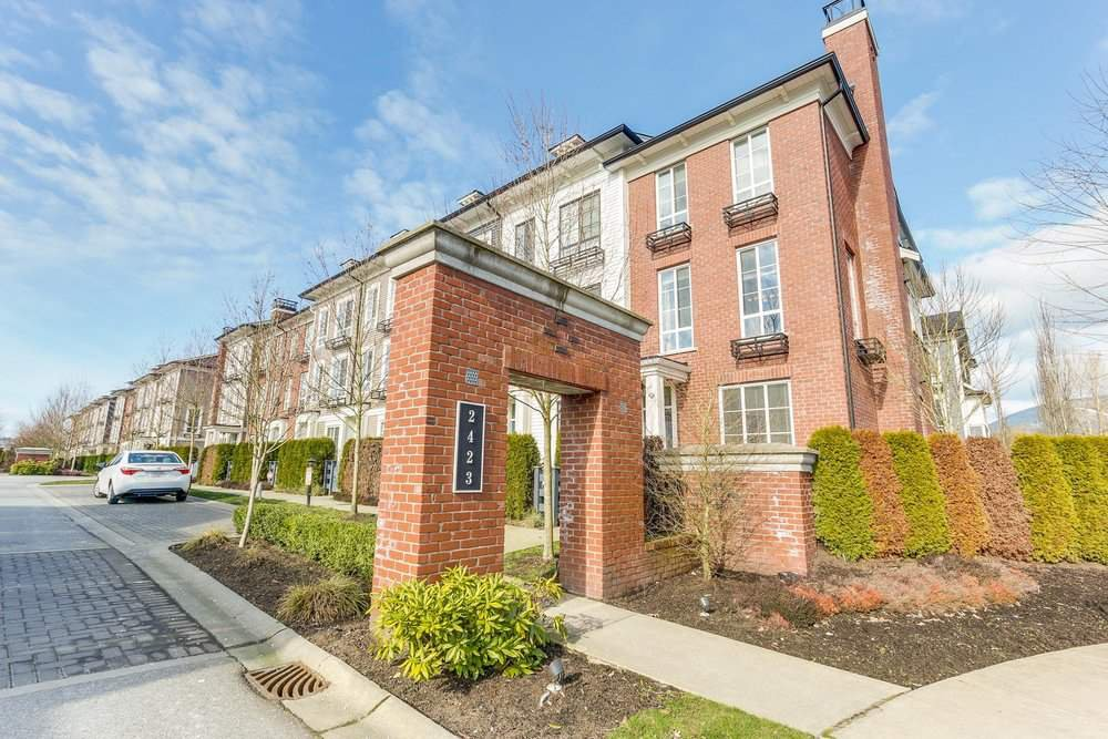 """Main Photo: 90 2428 NILE Gate in Port Coquitlam: Riverwood Townhouse for sale in """"Dominion"""" : MLS®# R2244911"""