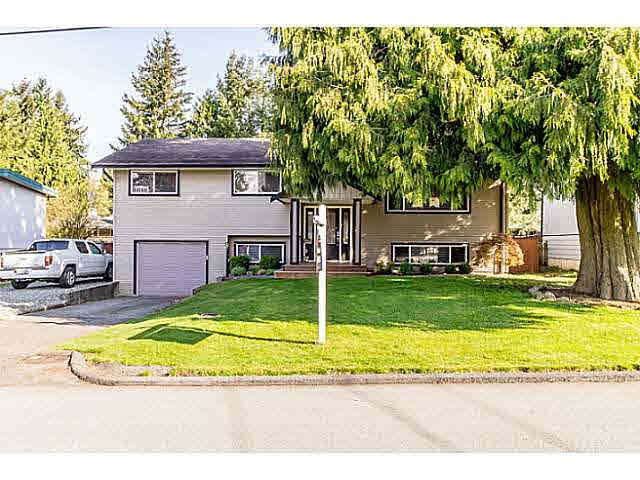 Main Photo: 34119 LARCH STREET in : Central Abbotsford House for sale (Abbotsford)  : MLS®# F1437213