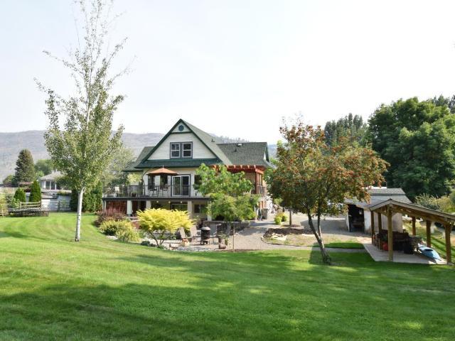 Main Photo: 140 ARAB RUN ROAD in : Rayleigh House for sale (Kamloops)  : MLS®# 148013