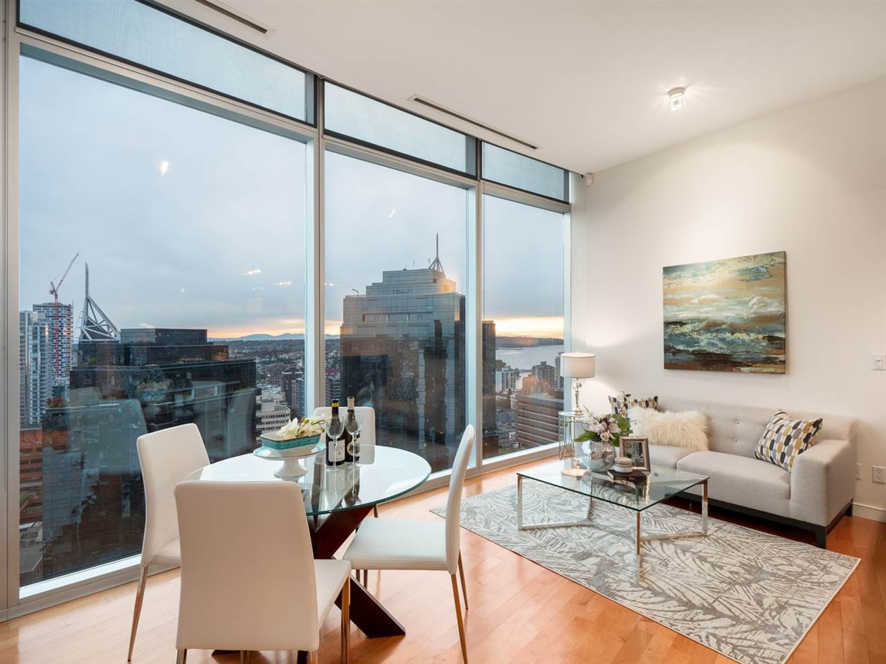 """Main Photo: 3106 938 NELSON Street in Vancouver: Downtown VW Condo for sale in """"ONE WALL CENTRE"""" (Vancouver West)  : MLS®# R2313633"""