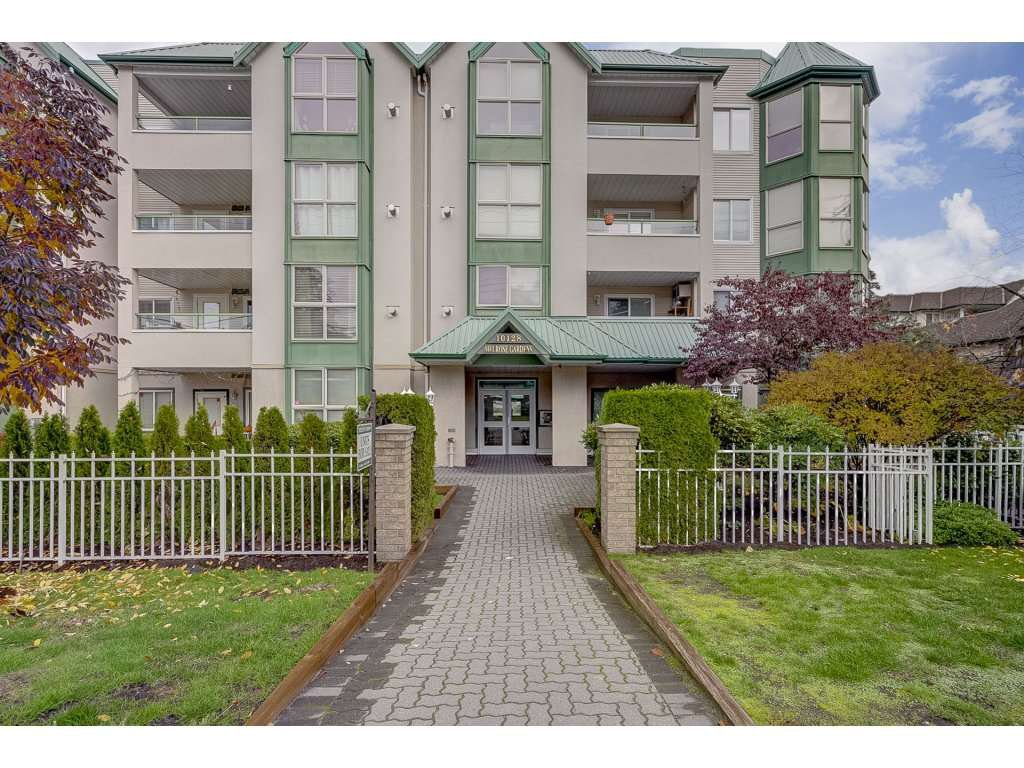 "Main Photo: 310 10128 132 Street in Surrey: Whalley Condo for sale in ""Melrose Gardens"" (North Surrey)  : MLS®# R2313804"