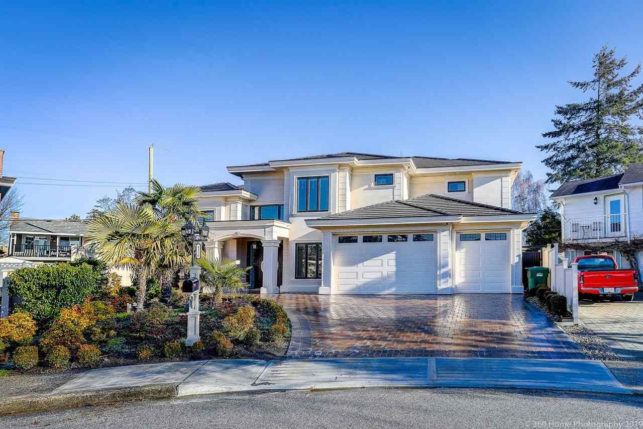 Main Photo: 8320 FAIRFAX Place in Richmond: Seafair House for sale : MLS®# R2332756