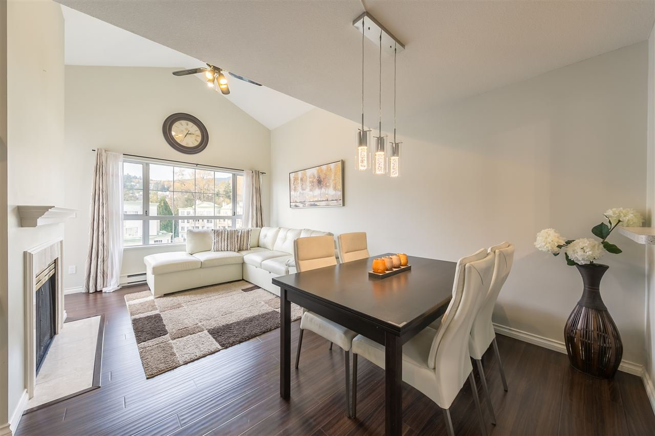 Main Photo: 417 2970 PRINCESS Crescent in Coquitlam: Canyon Springs Condo for sale : MLS®# R2334785