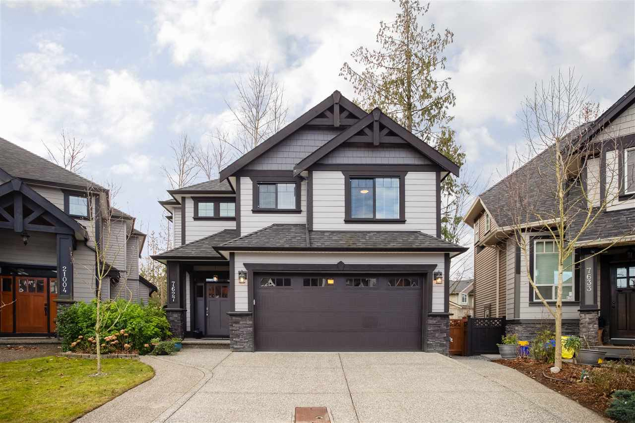 Photo 1: Photos: 7627 210 Street in Langley: Willoughby Heights House for sale : MLS®# R2338395