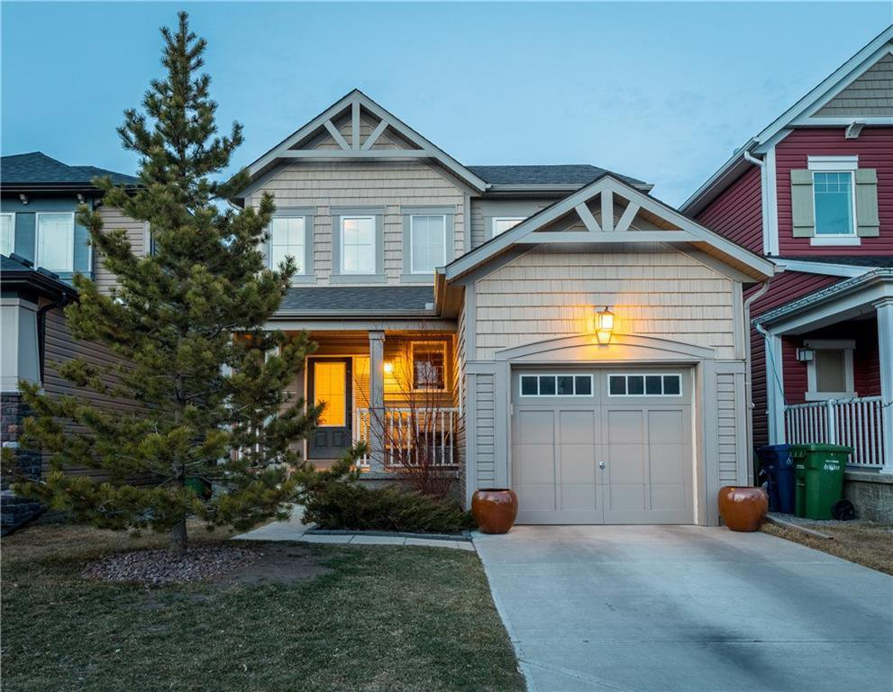 Fantastic curb appeal in this family friendly home.