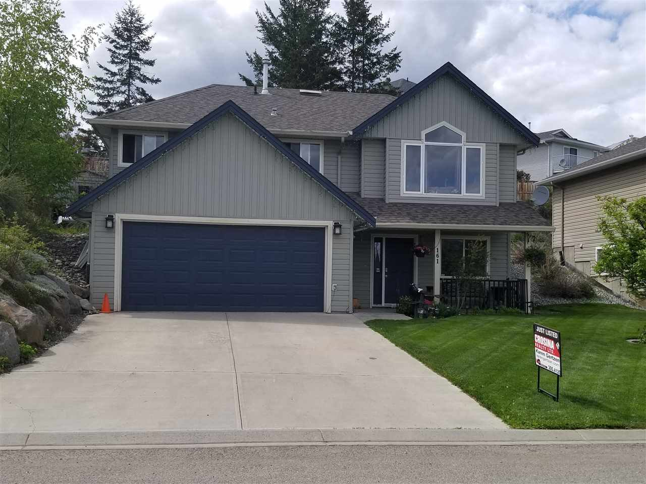 "Main Photo: 161 FOSTER Way in Williams Lake: Williams Lake - City House for sale in ""WESTRIDGE"" (Williams Lake (Zone 27))  : MLS®# R2370481"