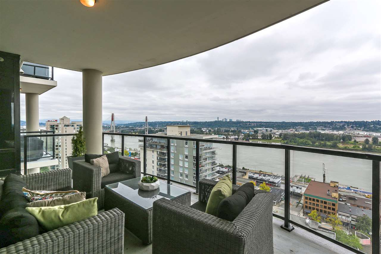 "Main Photo: 2003 610 VICTORIA Street in New Westminster: Downtown NW Condo for sale in ""THE POINT"" : MLS®# R2386617"