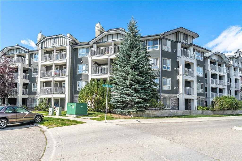 Main Photo: 446 35 RICHARD Court SW in Calgary: Lincoln Park Apartment for sale : MLS®# C4265134
