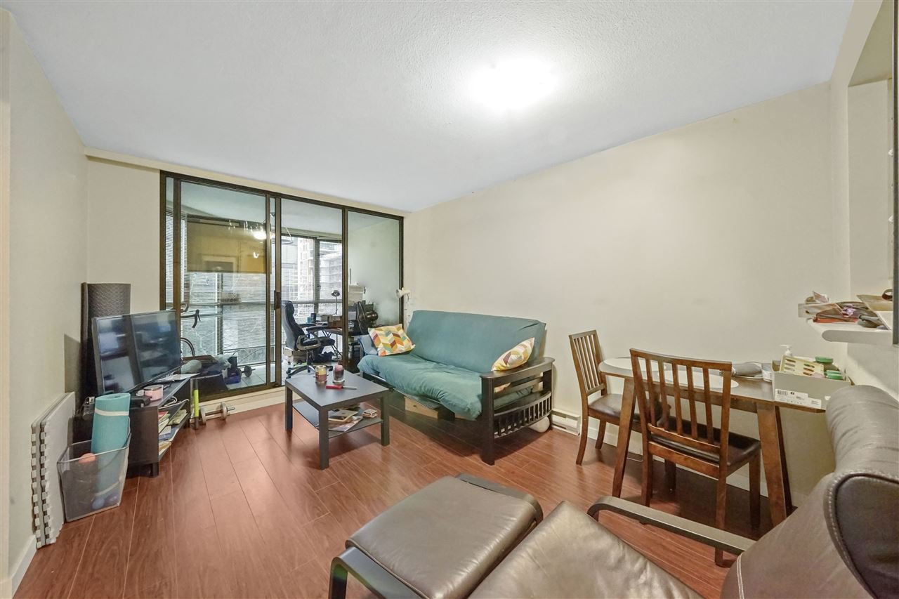 """Main Photo: 505 888 PACIFIC Street in Vancouver: Yaletown Condo for sale in """"PACIFIC PROMENADE"""" (Vancouver West)  : MLS®# R2525764"""
