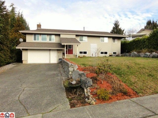 Main Photo: 2318 ANORA Drive in Abbotsford: Abbotsford East House for sale : MLS®# F1112651