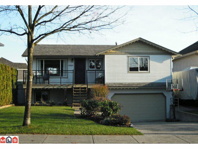 """Main Photo: 4500 BENZ in Langley: Murrayville House for sale in """"Murrayville"""" : MLS®# F1128832"""