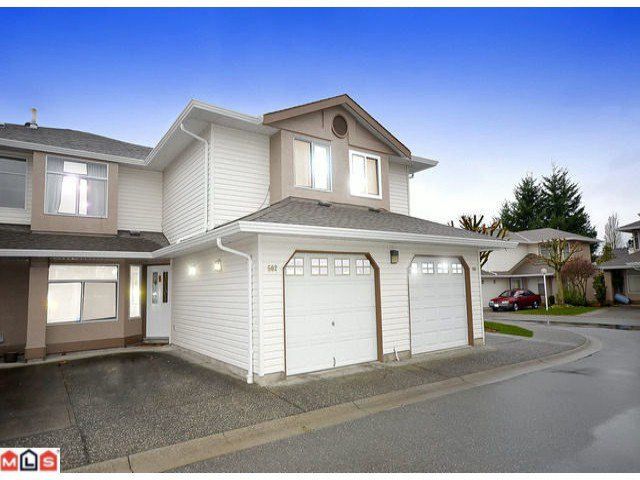 Main Photo: 502 8260 162A Avenue in Surrey: Townhouse for sale : MLS®# F1206642