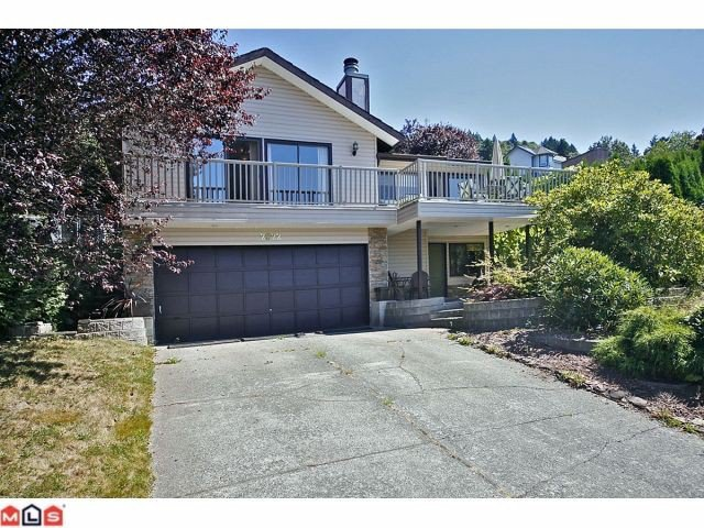 Main Photo: 2822 MCBRIDE Street in Abbotsford: Abbotsford East House for sale : MLS®# F1220592