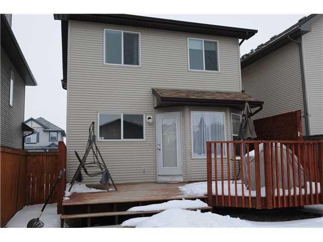 Photo 19: Photos: 213 CRANBERRY Square SE in CALGARY: Cranston Residential Detached Single Family for sale (Calgary)  : MLS®# C3606885