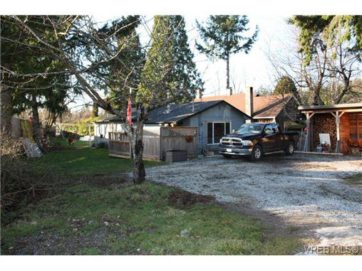 Main Photo: 910 North End Rd in SALT SPRING ISLAND: GI Salt Spring House for sale (Gulf Islands)  : MLS®# 668422