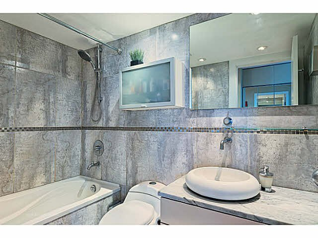 """Photo 14: Photos: B1105 1331 HOMER Street in Vancouver: Yaletown Condo for sale in """"PACIFIC POINT"""" (Vancouver West)  : MLS®# V1100721"""