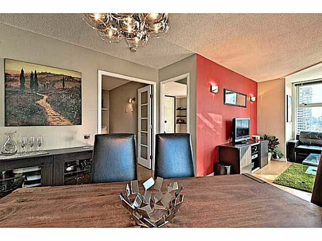 """Photo 9: Photos: B1105 1331 HOMER Street in Vancouver: Yaletown Condo for sale in """"PACIFIC POINT"""" (Vancouver West)  : MLS®# V1100721"""
