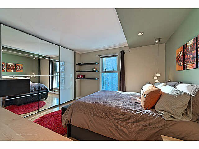 """Photo 11: Photos: B1105 1331 HOMER Street in Vancouver: Yaletown Condo for sale in """"PACIFIC POINT"""" (Vancouver West)  : MLS®# V1100721"""