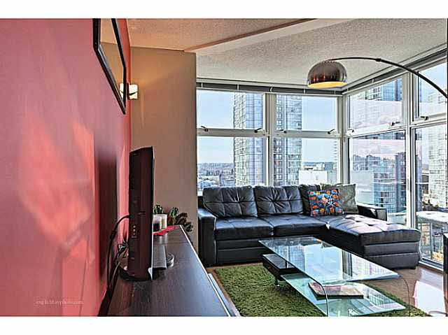 """Photo 7: Photos: B1105 1331 HOMER Street in Vancouver: Yaletown Condo for sale in """"PACIFIC POINT"""" (Vancouver West)  : MLS®# V1100721"""